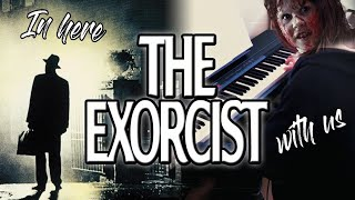 The Exorcist Theme on Piano   Rhaeide