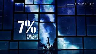 《 1 Hour 》7% - XMASwu (TikTok Song)