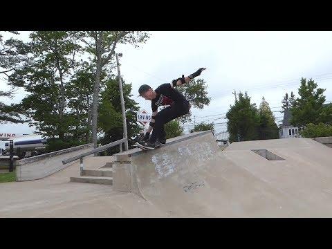 221th - Skate Road Trip Nova Scotia -  Chester Huge Skatepark