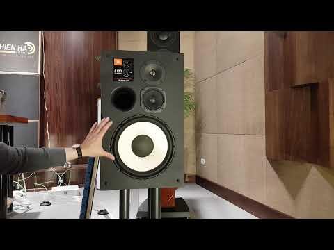 Download Loa JBL L100 Classic - Huyền Thoại Trở Lại - Giá