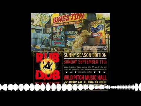 RUB-A-DUB ft. HIGHLANDA Sound @ WildPitch Music Hall (9.11.16)