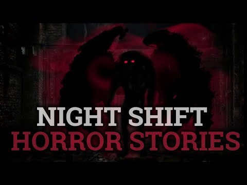 5 Scary Night Shift Stories (Vol. 5)