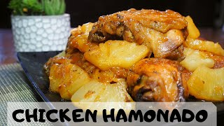 CHICKEN HAMONADO | PERFECT FOR THIS HOLIDAY | FOODNATICS