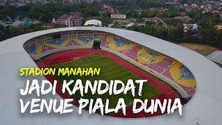 Stadion Manahan Jadi Kandidat Venue Piala Dunia U20 2021