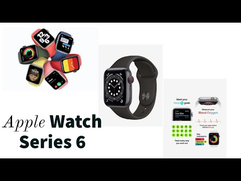 Apple Watch Series 6 | Review, Unboxing, Demonstration of Apple watch | Birthday gift Unboxing