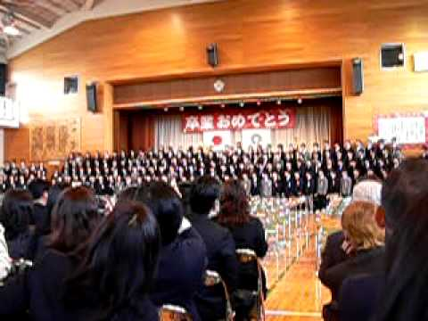 平成22年3月19日川崎市立中野島小学校卒業式(その2)