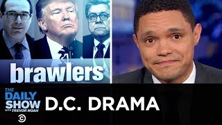 Mnuchin Says No to Dems, Barr Flirts with Jail Time & DeVos Doesn't Get Strikes | The Daily Show