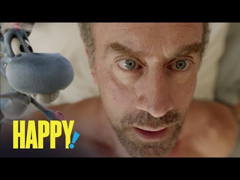 HAPPY! | Season 2 Official Trailer | SYFY
