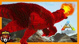 Baby Indominous Rex Hatching! (Ark Survival Evolved Primal Fear) #16