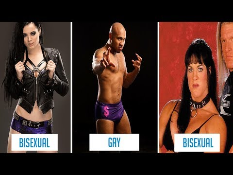 WWE Wrestlers You Never Realized Were Gay!