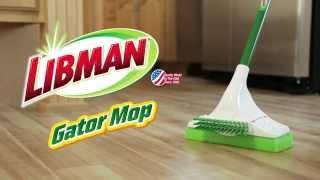 Libman Gator Mop
