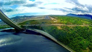 Beech Premier Jet - Approach & Landing Cabo San Lucas