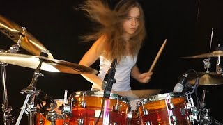 My Generation (The Who); Drum Cover by Sina