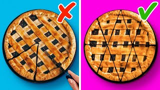 FOOD HACKS YOU WISH YOU KNEW BEFORE