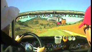 preview picture of video 'Sunbeam Tiger Casablanca Rally Test 5.4 part 2'