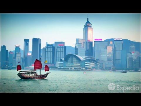 Hong Kong:  Video Travel Guide   Expedia Asia