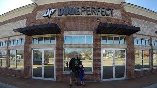 Dude Perfect HQ!!!   StewarTV