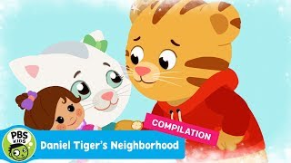 Daniel Tiger's Neighborhood  Daniel's Feeling Songs  Pbs Kids