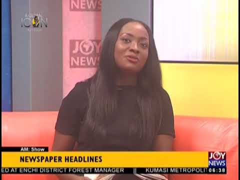 BoG Injects More Dollars Into Economy - AM Show Headlines on JoyNews (12-9-18)