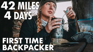 FIRST TIME BACKPACKER // Appalachian Trail // MY EXPERIENCE