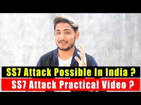 WHAT IS SS7 [HOW TO HACK USING SS7 ATTACK [TUTORIAL] |By Android