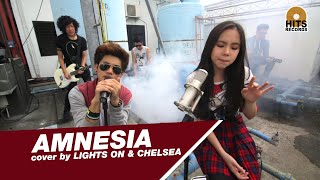 Amnesia - 5 Seconds Of Summer - Cover By Lights On & Chelsea