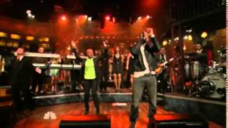Angelique Kidjo, John Legend & The Roots - 'Move On Up' - Jimmy Fallon