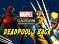 Marvel Vs Capcom 3: Fate Of Two Worlds Mvc Legacy part