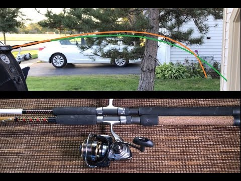 Ugly Stick Spinning Rods Review: Tiger Lite/Elite vs Ugly Stick Striper