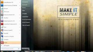 Make IT Simple - Windows 7 Taskbar Basics