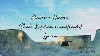 Clairo   Heaven (lyrics)