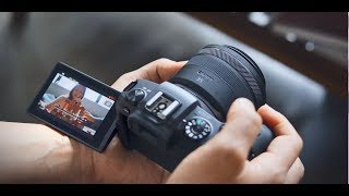 YouTube Video w0anJ61tsBM for Product Canon EOS RP Full-Frame Mirrorless Camera by Company Canon in Industry Cameras