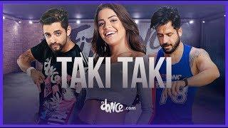 Taki Taki  DJ Snake ft Selena Gomez Ozuna & Cardi B  FitDance Life Choreography Dance