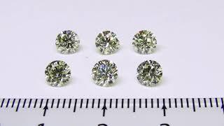 ダイヤモンド(ラウンドカット)