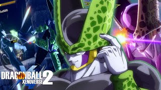 The PERFECT Character! Playing As Cell In Dragon Ball Xenoverse 2