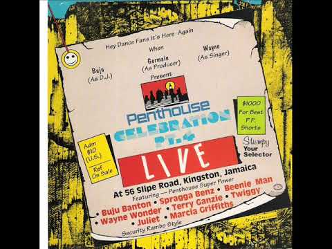 90's Dancehall Live : Buju Banton Marcia Griffiths Singing Melody Beenie Man Spragga Benz