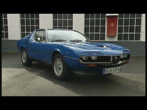 Alfa Romeo Montreal Car Review Video