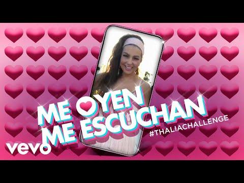 Thalía Me Oyen Me Escuchan Audio