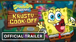 SpongeBob: Krusty Cook-Off - Official Nintendo Switch Launch Trailer by GameTrailers