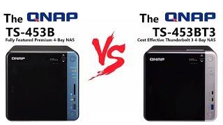 Qnap Desktop NAS TS-453B-8G 4-Bay RAID (8GB RAM)