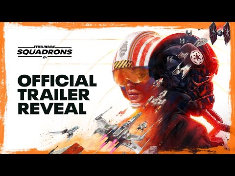 Star Wars: Squadrons Debut Trailer