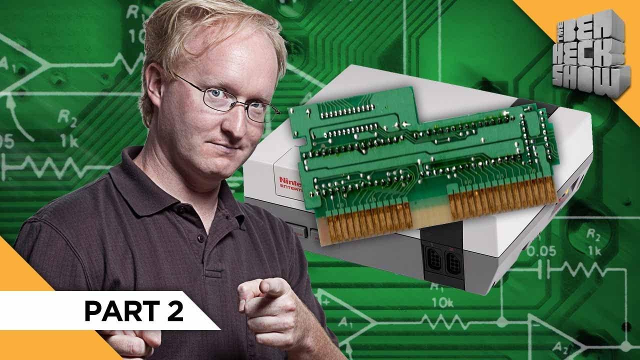 Ben Heck Show: Slot Loading Nintendo Pt2