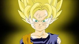 Goten All Forms And Transformations
