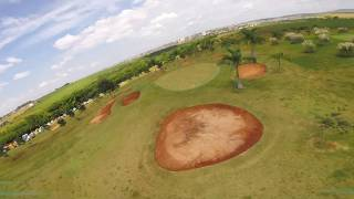 Golf course on Sunday! FPV Freestyle!