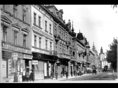 Hilary Proszek - Wielkanoc w mieście Lwów