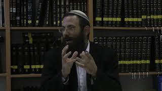 באר הגולה הבאר השני שיעור 10 הרב אריאל אלקובי שליט''א