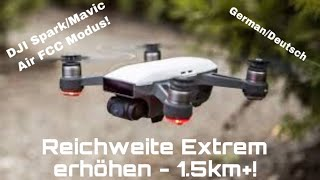 fcc mode mavic air ios - TH-Clip