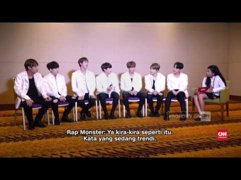 Eksklusif - Bangtan Boys - BTS Di Indonesia (part 2 Of 2) K-Pop Boy Band