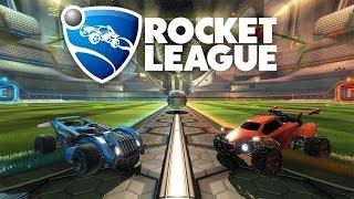 Rocket league ЛАМПОВЫЙ УГАР