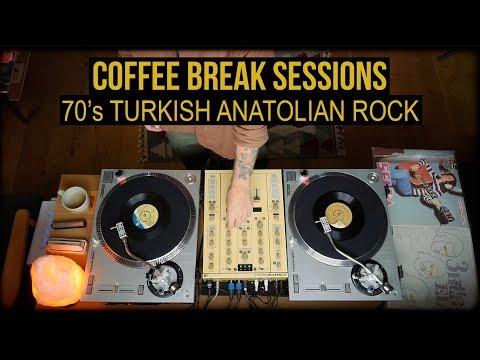 CBS: 70's Turkish Anatolian Rock Vinyl Set